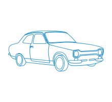 Get a great deal on your Ford Escort insurance from Adrian Flux