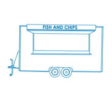 Mobile fish and chip van insurance