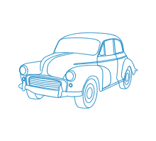 Get a great deal on your Morris Minor car insurance from Adrian Flux