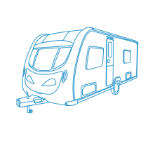 Touring Caravan Insurance from Adrian Flux