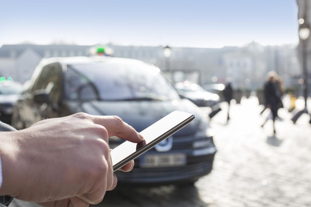 Driverless car app