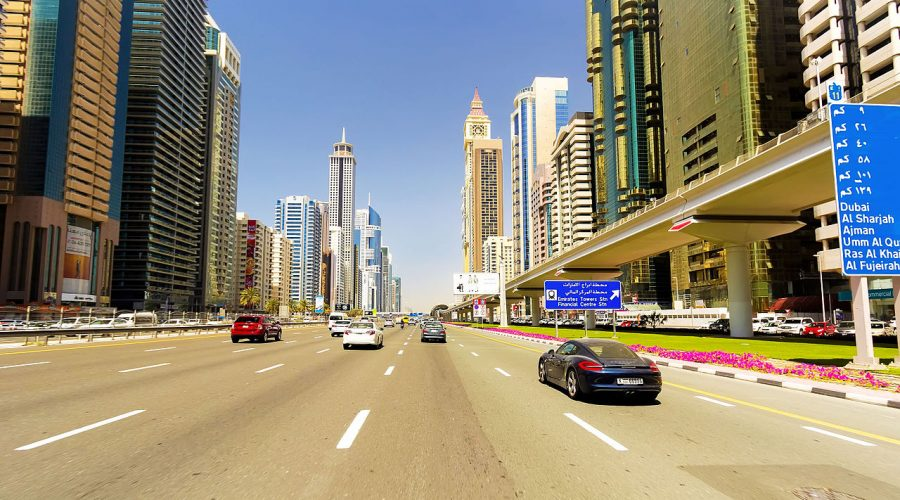 Fleet of driverless cars set to hit the streets of Dubai