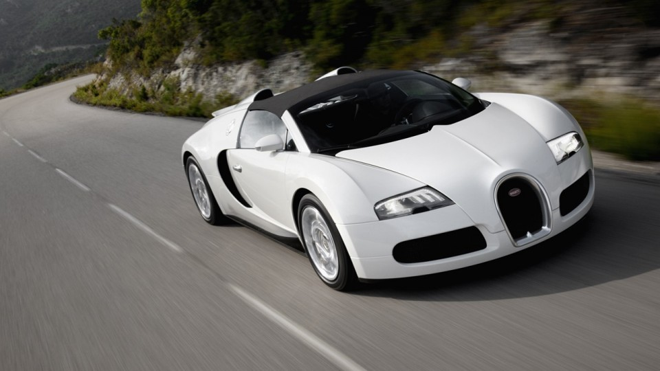 Veyron Grand Sport: Final French Fling?   Influx