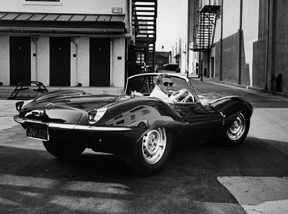 Jaguar Xkss. jaguar-xkss-steve-mcqueen