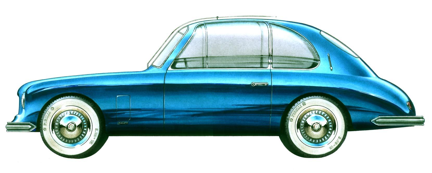 1947 Fiat 1100 Panoramica