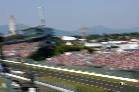 A quick car under quick drivers: the simple but elusive recipe for F1 success.