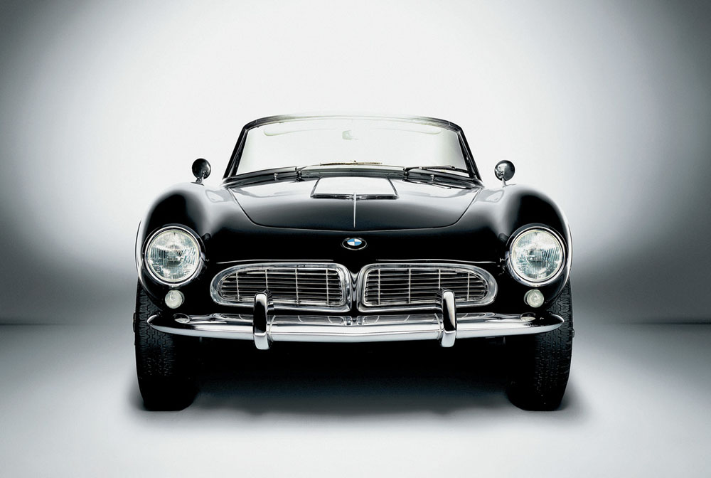 BMW 507 Albrecht Goertz's iconic design was early proof that the reborn German car industry could do gorgeous as well as good