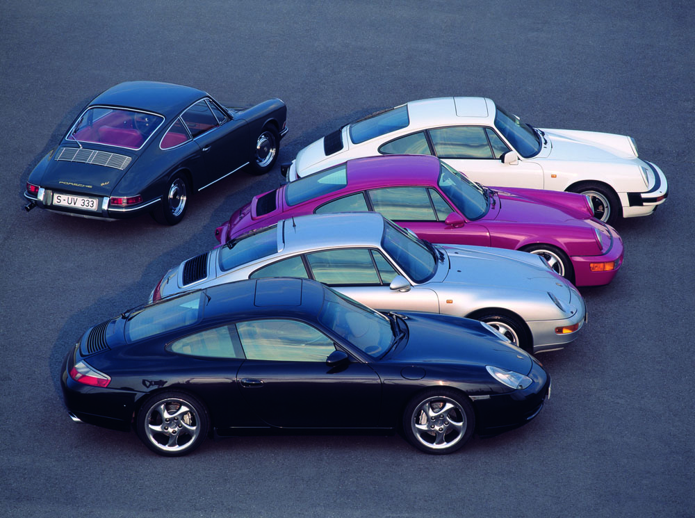 Porsche 911 Of course it has to be in this list, but which do you pick? An early seventies, 2.4-litre 911S is arguably the sweetest of the lot