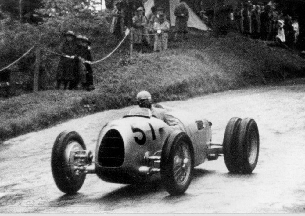 Auto Union V16 Legendary, terrifying, Hitler-sponsored racers with over 500bhp: it took decades for post-war Formula 1 cars to get close
