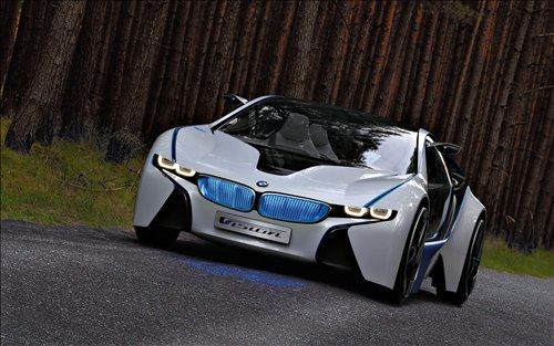 BMW-Vision-Efficient-Dynamics-Concept-car-walls