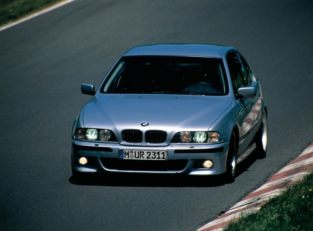 BMW E39 530d Arguably - pound-for-pound - the best car Germany has ever made because it so comprehensively eclipsed its rivals