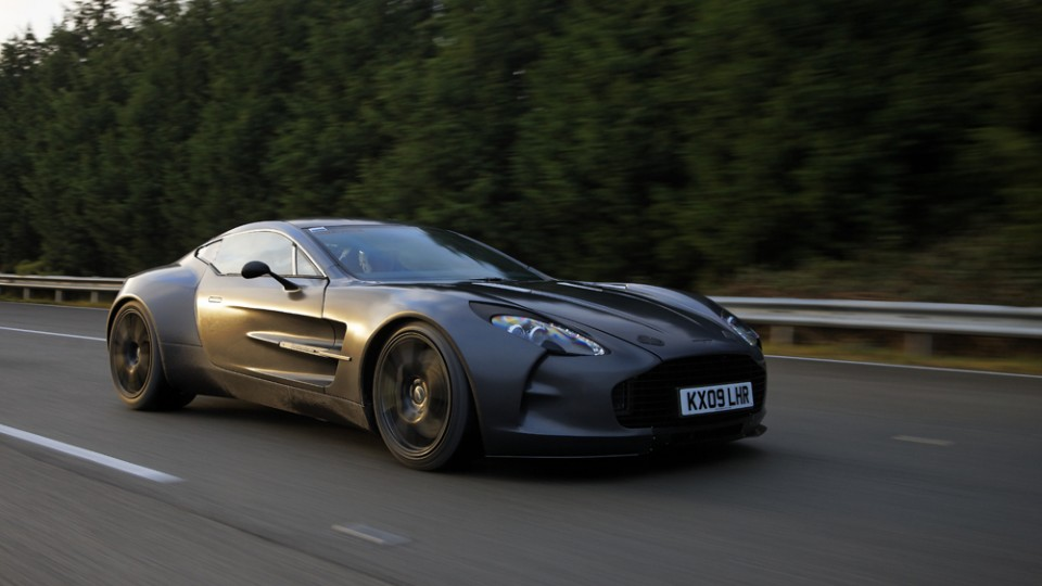 Aston Martin One-77 Is the Fastest Yet | Influx Magazine