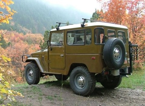 1979_Toyota_Landcruiser_FJ40_Rear_1
