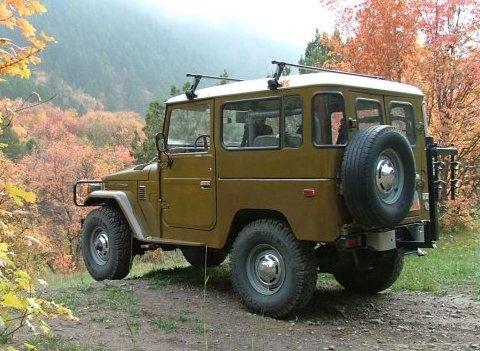 1979_Toyota_Landcruiser_FJ40_Rear_1