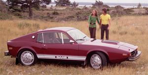 Saab Sonett III