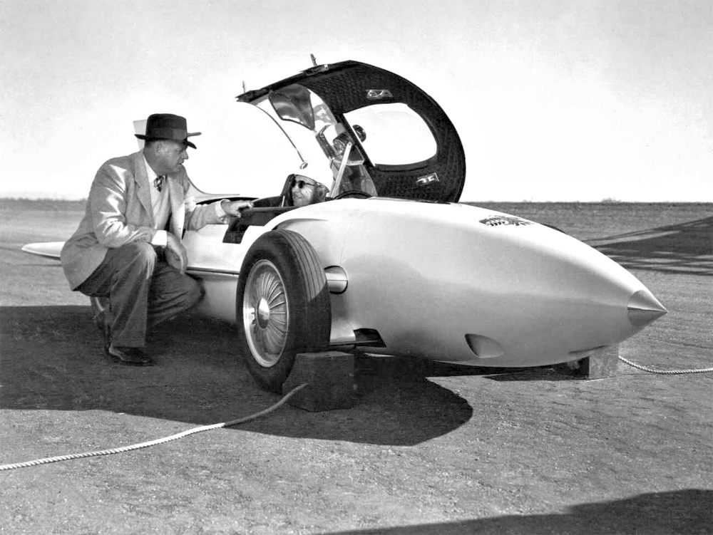 Harley Earl's explorations at GM were hugely influential