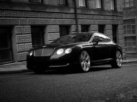 Over Specced and superfast: The Bentley Continental GT Speed