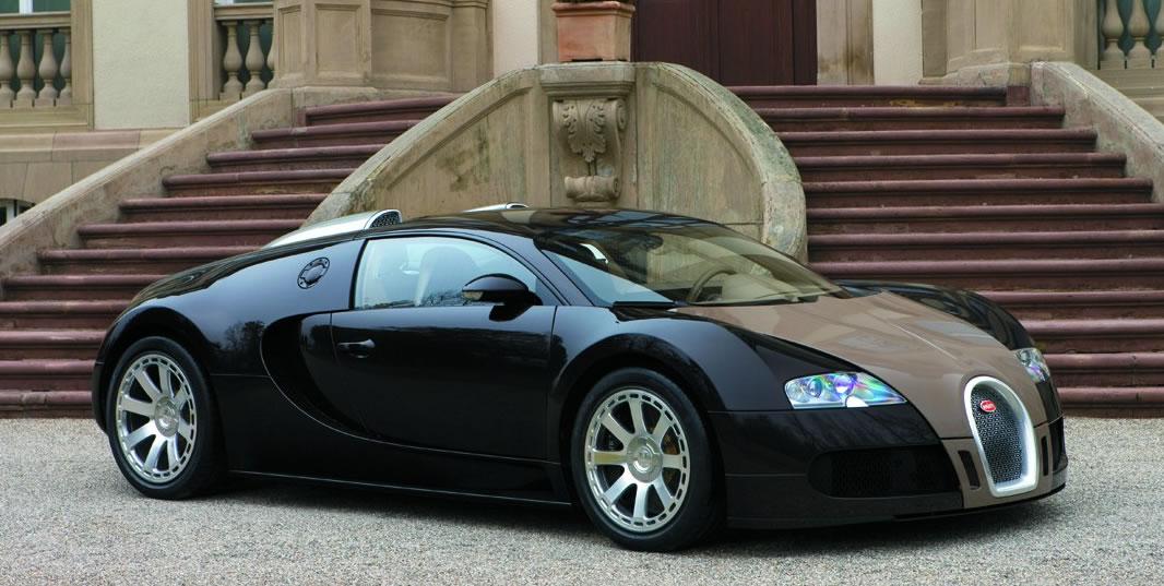 Bugatti Veyron FGB