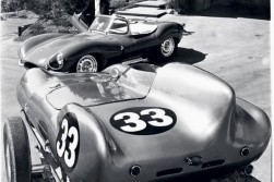 SM's obsession with Le Mans saw him make many purchases of early GT classics
