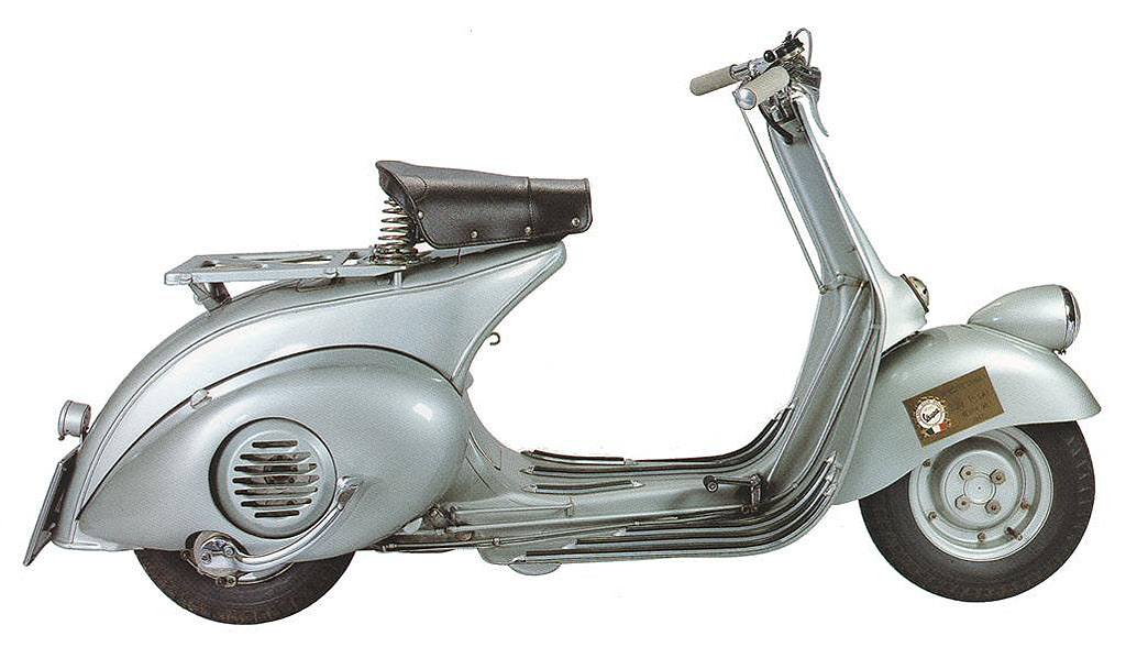 The original Vespa of 1947