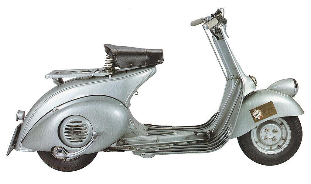 The original Vespa of 1947