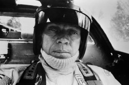 SM's interest in endurance racing came to a head in the early 70s, when he began the process that culminated in the shooting of Le Mans