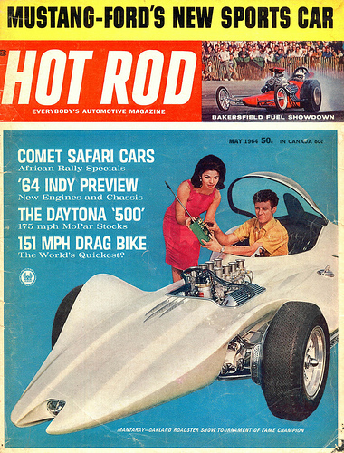 With the Mantaray Jeffries cemented his place in Hot Rod history