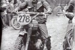 Racing was part of McQueen's life-long hustle