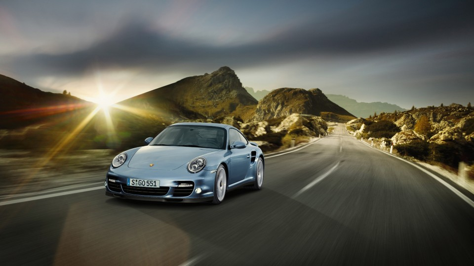 New Favourite Porsche Turbo Influx Magazine