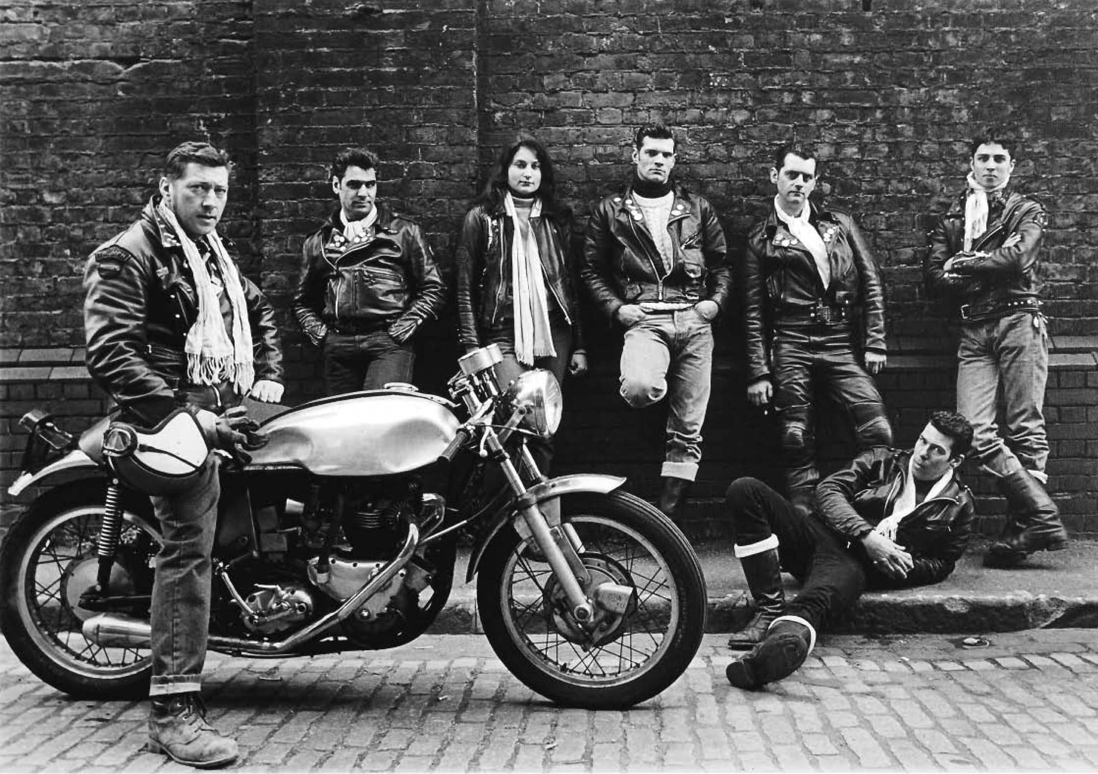 PHOTO from 'Rockers' by Horst Friedrichs