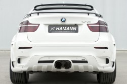 The Hamann X6 based Tycoon looks phatter than anything else on show