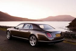 Bentley's Mulsanne is released with full spec