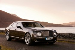 The Mulsanne stays in premiership-only territory
