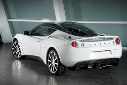 A carbon bodied Evora concept from Lotus seeks nimbleness in extremis
