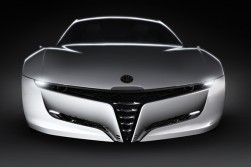 Bertone show their Pandion concept for Alfa