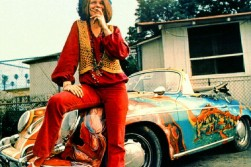 Hardcore ginger rock genius Janis Joplin and her psychedelic speedster