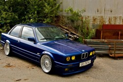 One of the nicest E30s we've seen on the webs