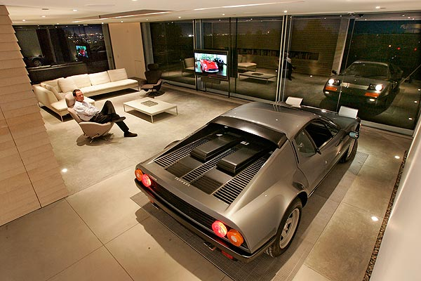 Man Cave Garage Uk : The ultimate man cave influx