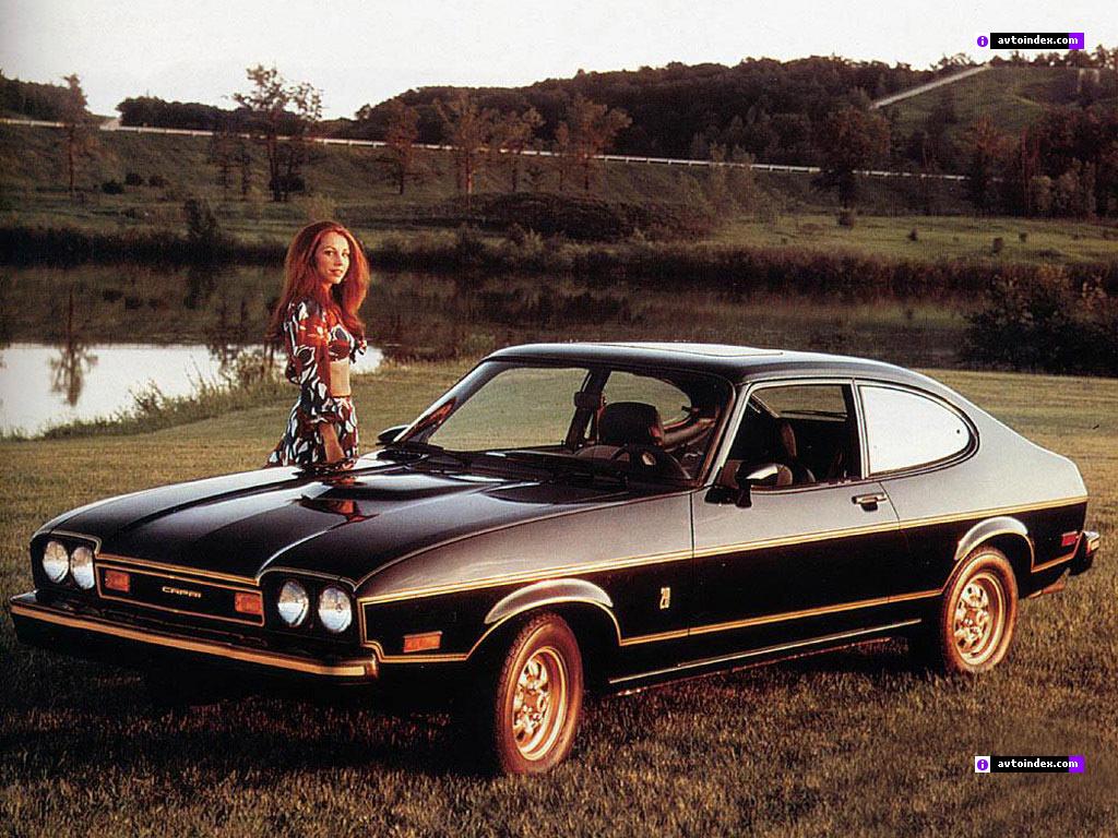 Ford Capri Influx Magazine