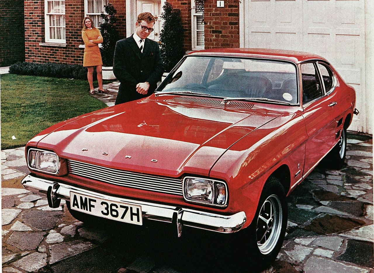 Modification of Car and Motorcycle  Oxford 1 76 Ford Cortina Mk3