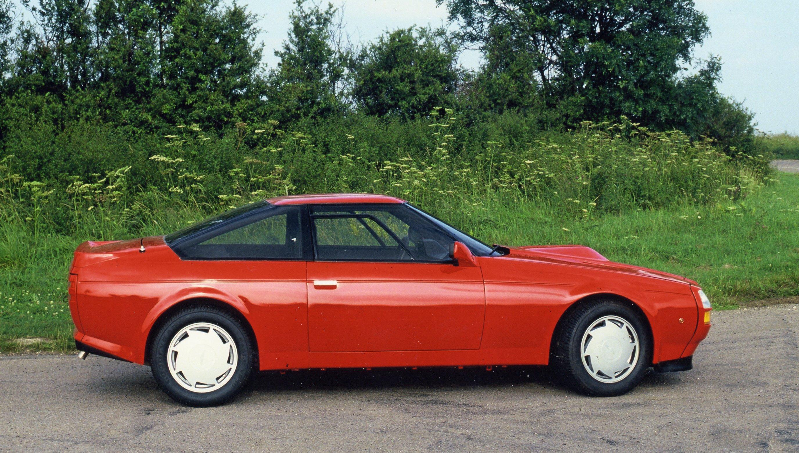 Zagato Aston Martin V Vantage