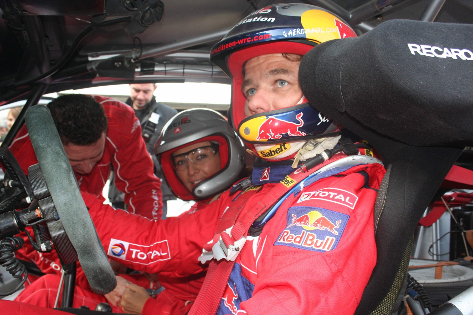 of this year's WRC in the