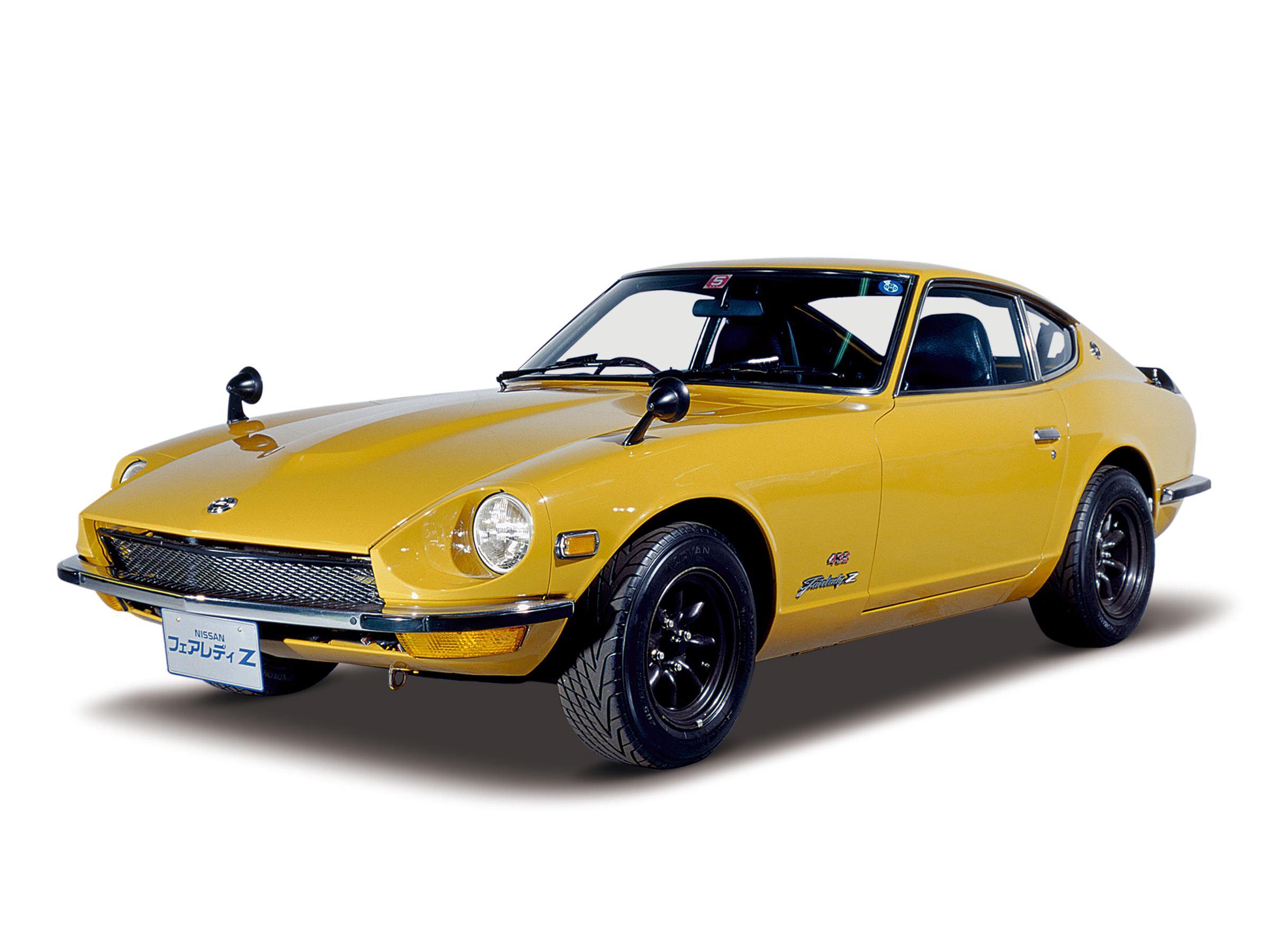 Nissan s30