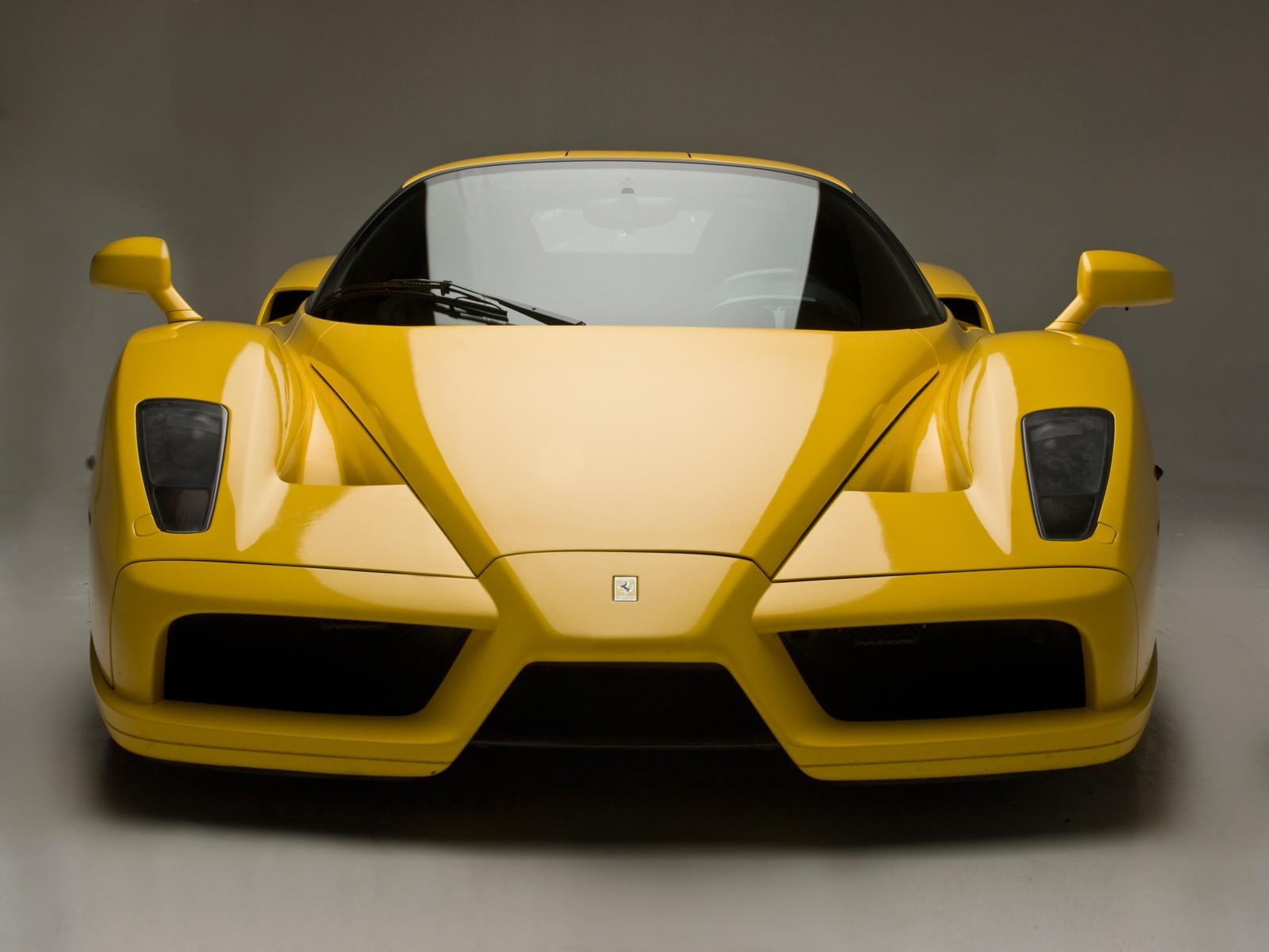Enzo Ferrari Influx