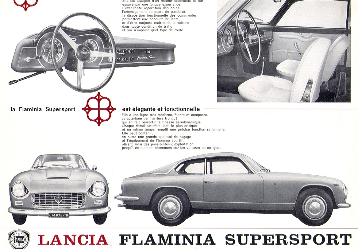 Lancia's driving motive was