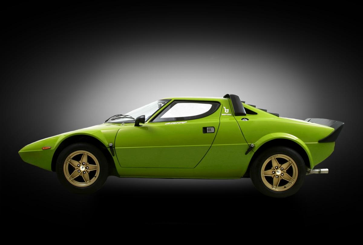 Lancia Stratos - Elusive