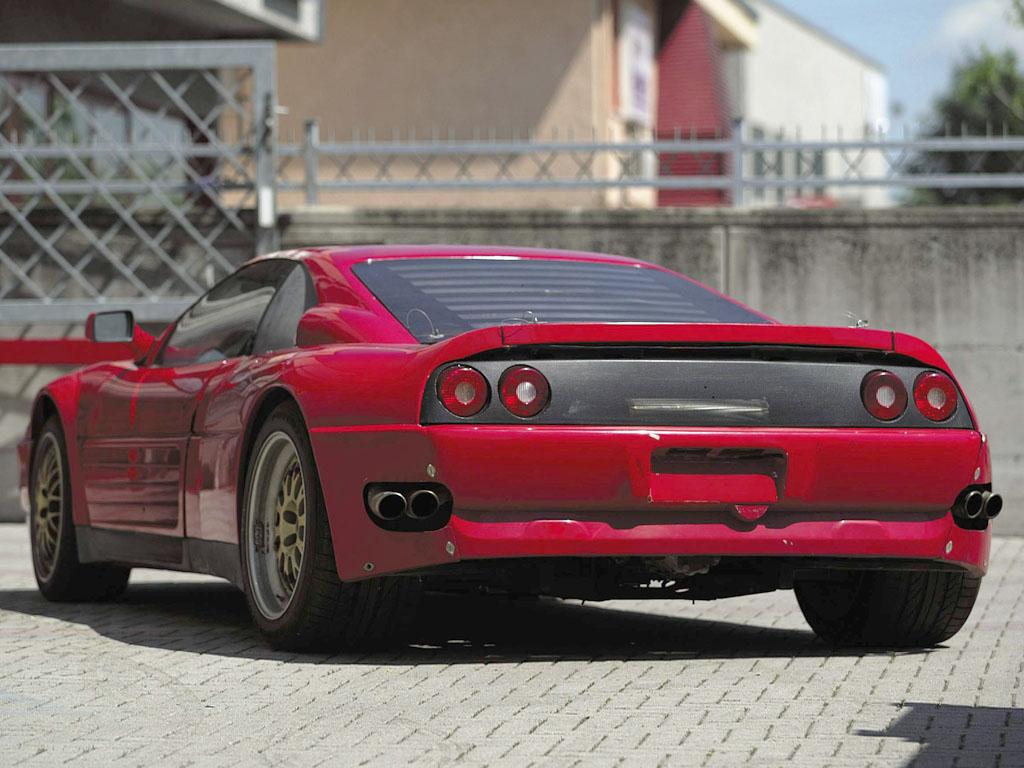 genuine Ferrari one-??off