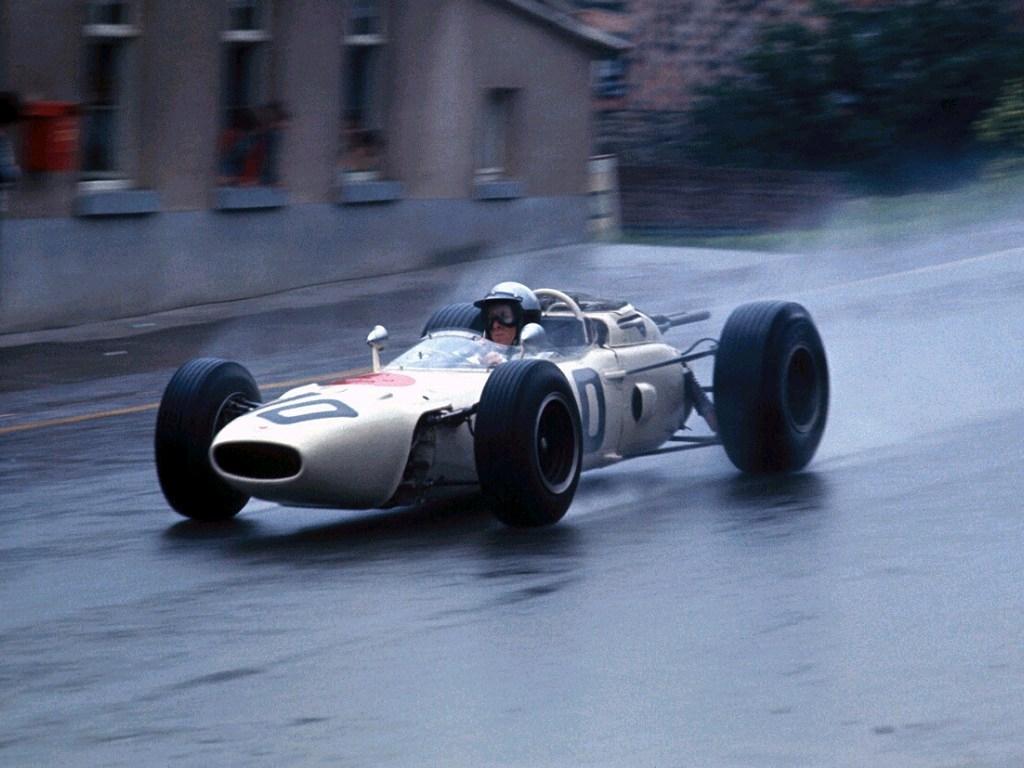 F1: Honda's F1 History