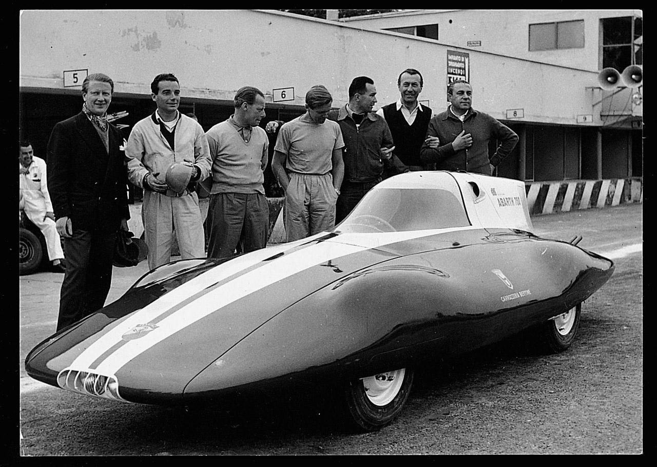 1956 Fiat Abarth 750