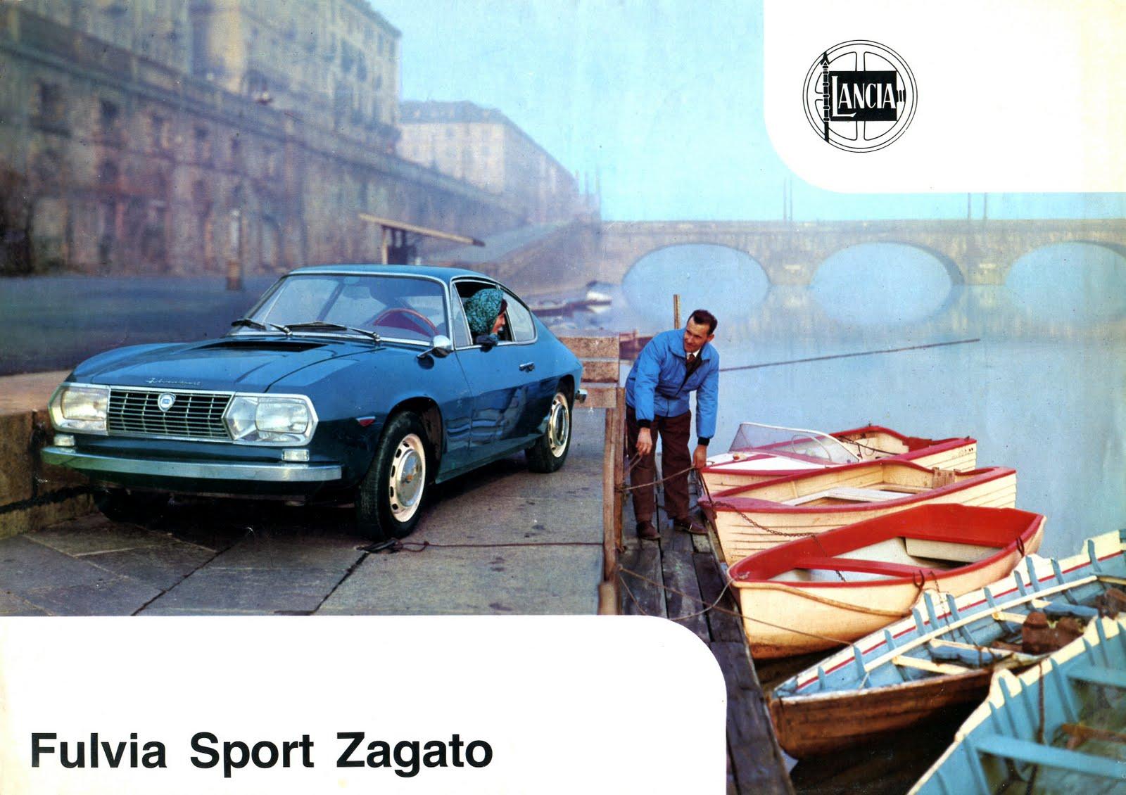 For my Fulvia Sport Zagato I